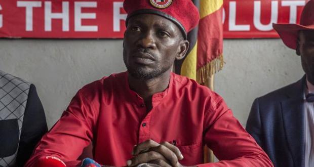 Bobi Wine Says His Life Is In Danger