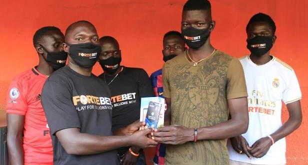 FORTEBET: Thank You Kiryandongo, Bweyale, Kigumba, Karuma