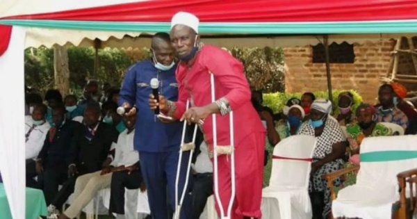 Shock As Pastor Dies In Church Moments After Relinquishing His Position