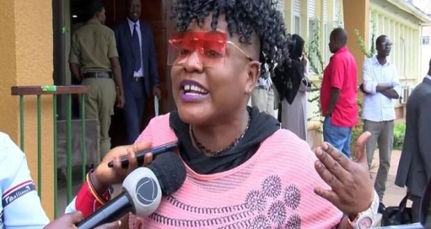 Full Figure Fires Back At GNL Zamba For Not Recognizing Her As Presidential Advisor