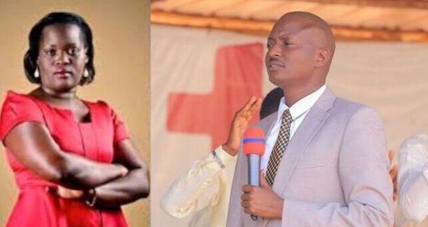 NBS TV's Hatmah Nalugwa Blasts Pastor Bugingo Over Bobi Wine's Bulletproof Car