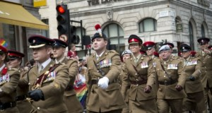 British Gay Veterans Can Now Apply To Reclaim Lost Medals