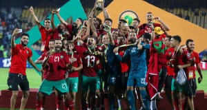 Morocco Wins African Nations Football After Defeating Mali