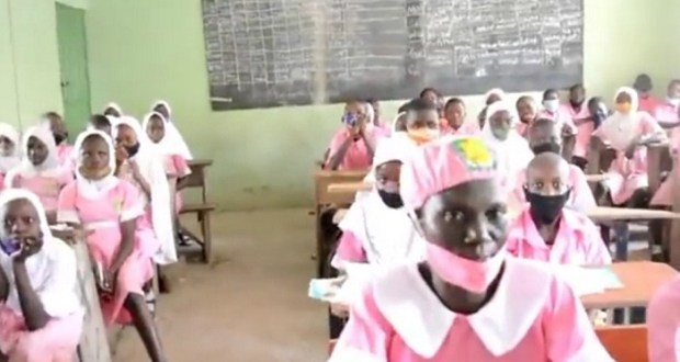 50-Year-Old Grandma Enrols In School, Complains Of Math Not Being Easy