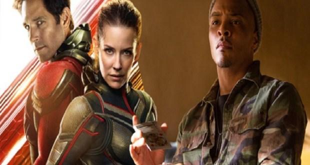 Ant-Man Movie won't be having T.I