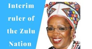 Queen Mantfombi MaDlamini Chosen As Regent Of Zulu After Zwelithini's Death