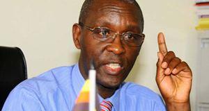 Bigirimana Declares War Against Corruption In Judiciary