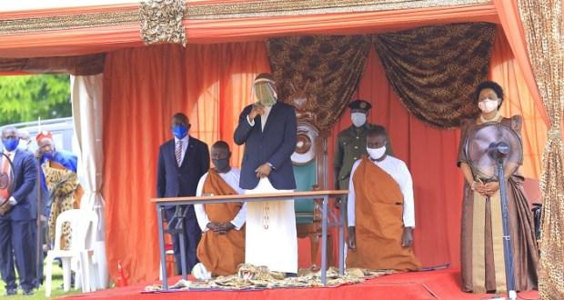 Buganda King Celebrates 66th Birthday Will Only 200 In Attendance