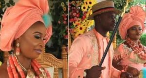 Nigerian Man Who Married 2 Wives On Same Day Finally Reveals Why He Did It
