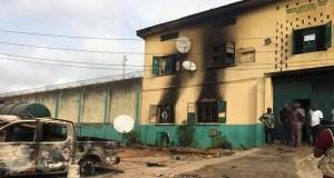 Prison Break: 1,800 Inmates Break Out Of Nigerian Jail