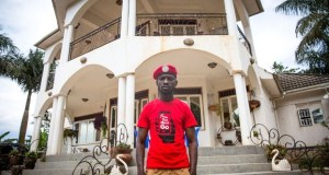 Bobi Wine Facing Eviction From His Magere Mansion