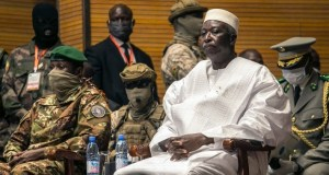 Military Coup In Mali As President Bah Ndaw Is Arrested By Soldiers