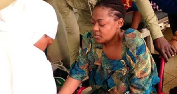 Singer Evelyn Lagu Still In Need Of More Money To Fund Her Medical Bills
