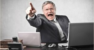 5 Common Signs You're Intimidated By Your Employer