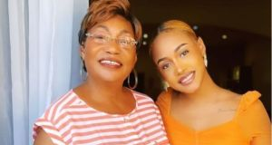 Tanasha Donna Shares Picture Of Her Young, Lovely Grandmother To Her Social Media Fans