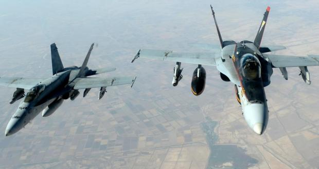 US Airstrikes Target Iran-Backed Militias In Iraq and Syria