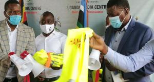 Hamis Kiggundu Offers Shs530 Million Towards Covid 19 Vaccines Procurement