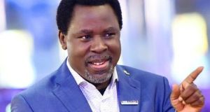 Nigerian Televangelist Prophet TB Joshua Dies Few Days To His 58th Birthday
