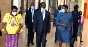 Jessica Alupo Promises To Deliver Uganda To Middle Income Status