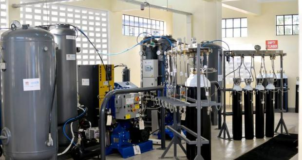 Uganda To Refill 25,000 Medical Oxygen Cylinders Daily