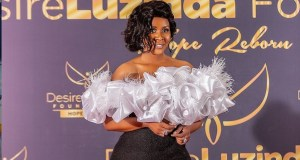 Desire Luzinda Flies Back To The US After Launching NGO