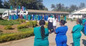 Patient Dies As Medics Celebrate Colleagues Birthday
