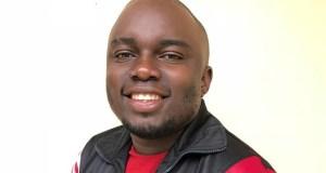 A self-imposed gospel artist calling himself the president of Gospel artists in Uganda, Denis Lanek threw a tantrum yesterday to pull Gen Saleh's