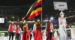 Uganda Named Among Top Nations With Outstanding Uniforms In Tokyo