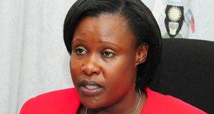Jessica Alupo; I celebrate President Museveni For championing Women Empowerment