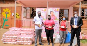 Movit Gives Covid-19 Relief Aid Worth UGX. 75M