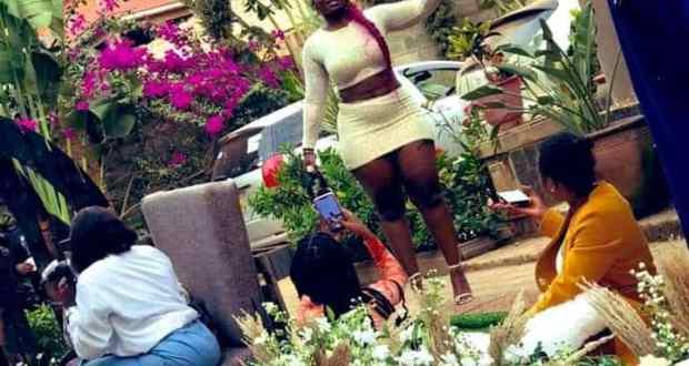 Winnie Nwagi Throws Lavish Birthday Party Amid Lockdown