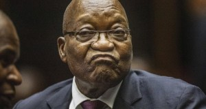 Jacob Zuma, Former South African President Spends First Night In Jail