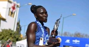 Immaculate Chemutai, Juliet Complete Grueling Olympic Marathon