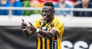 Knee Injury Forces African Footballer To Quit Or Risk Ending Up In Wheelchair