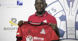 Midfielder Bagoole Makes It To Cranes Final Team For World Cup Qualifiers