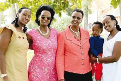 President Museveni; My Daughters Were About To Kill Me With Roasting Their Hair