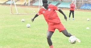 Mustafa Kizza, The Competition Within Uganda Cranes Pushes Me