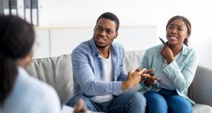 A Short Drama; The Odekes and the Marital Counselor