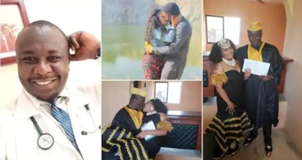 Angry Husband Shares Pictures Of Wife Kissing His Long-Time Boyfriend, He Vows To Take Legal Action
