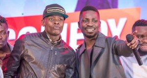 Bobi Wine Replies To Chameleone's Latest Accusations With Just Five Words