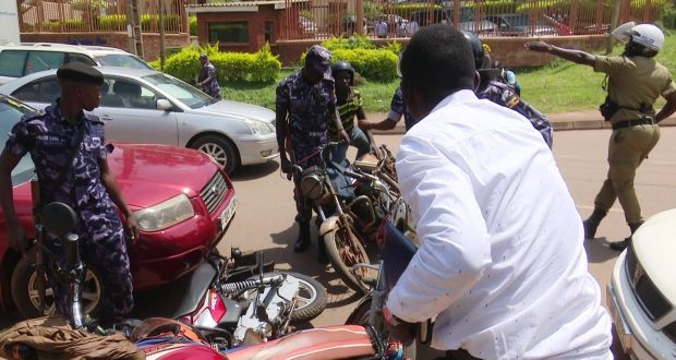 IGP Ochola; A New Operation On Indisciplined Boda Boda Riders To Resume
