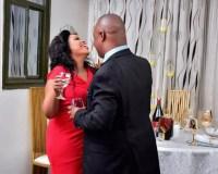 Tycoon Lwasa's Wife Denies Breakup Rumours