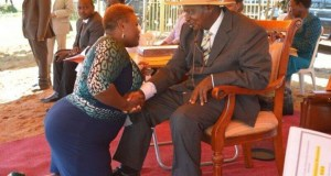 Catherine Kusasira Sells Car Given To Her By President Museveni