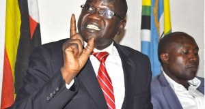 FDC; The People's Front for Transition Is Not Besigye's