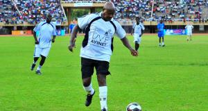 President Museveni Reveals He Used To Play Football