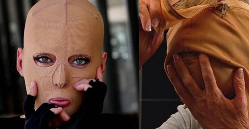 ona-nosila-masku