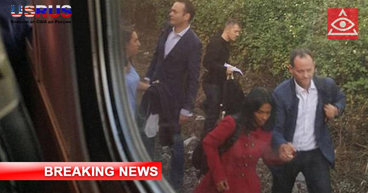Чтение Библии вслух вызвало панику в поезде — люди стали выпрыгивать на рельсы
