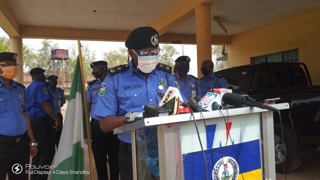 Lamurde Clash: Adamawa Police Arrests 30 Suspects Involved In Communal Crisis