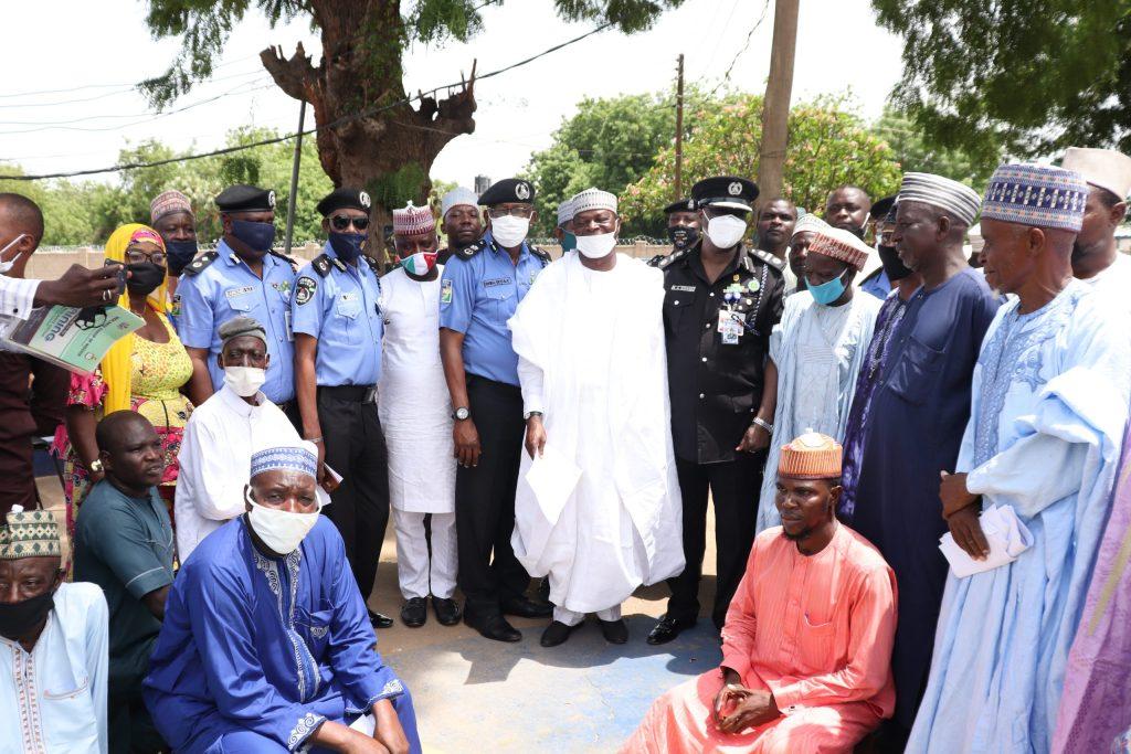 IGP Adamu Inaugurates Adamawa State Area Commands Community Policing Advisory Committees