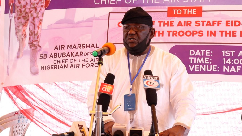Maintain The Tempo in The Fight Against Insurgency, Adamawa Govt Tells NAF